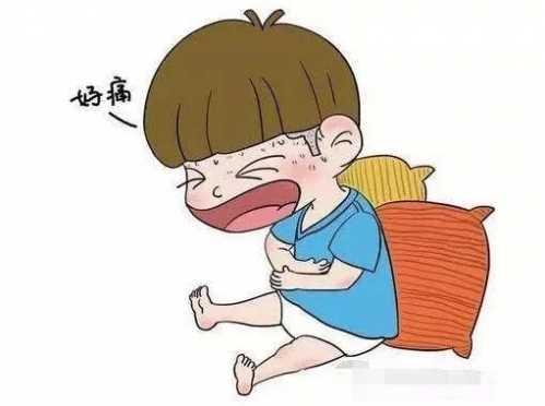 宝宝肚子有虫八大症状 说明肚子长蛔虫了图片
